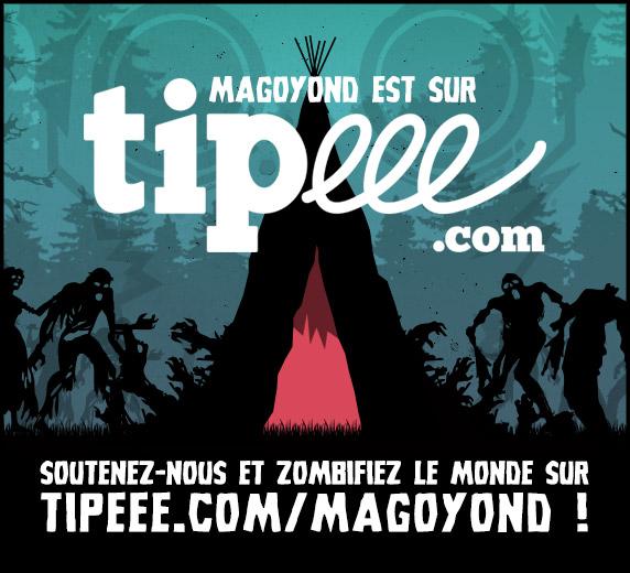 MAGOYOND est sur Tipeee !
