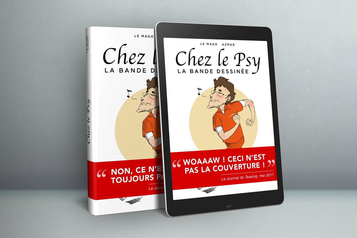 Chez le psy bient t la bd magoyond for Chez le psy